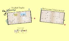 Copy of Photo Scrapbook Template