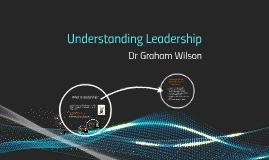 Copy of Understanding Leadership