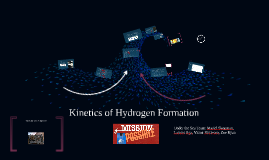 Kinetics of Hydrogen Formation