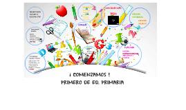 PRIMERO DE ED. PRIMARIA