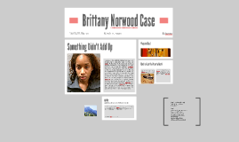 Brittany Norwood Case