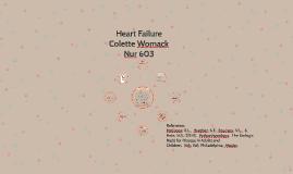 Copy of Heart Failure