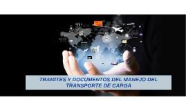 Copy of TRAMITES PARA REALIZAR OPERACIONES DE IMPORTACION EXPORTACIO