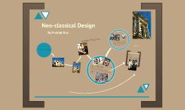 Neo-classical Design
