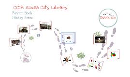 CCIP Azusa City Libraray