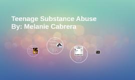 Teenage Substance abuse