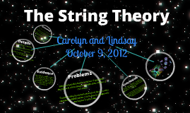 Copy of The String Theory