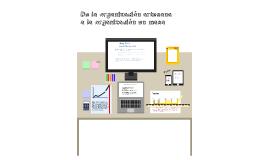Producción artesana/producción en masa