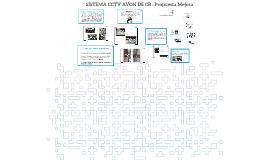 SISTEMA CCTV AVON DE CR