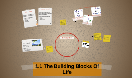 1.1 The Building Blocks Of Life