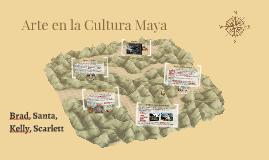 Arte en la Cultura Maya