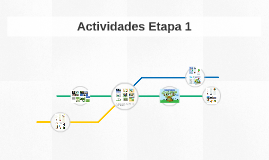 Actividades Etapa 1