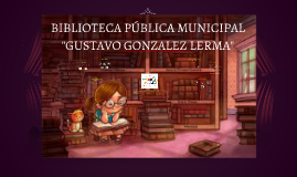 Copy of BIBLIOTECA PÚBLICA MUNICIPAL
