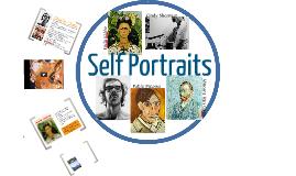 Copy of Grid Weave Drawing - Alternate Identity/Self Portrait