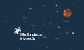 Gifted Characteristics in October Sky