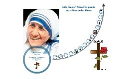 Madre Teresa - Servicio & Frases
