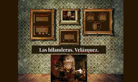 Las hilanderas. Velázquez.