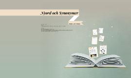 Nyord och Synonymer