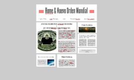 Home & Nuevo Orden Mundial
