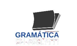 Gramática capítulo 1