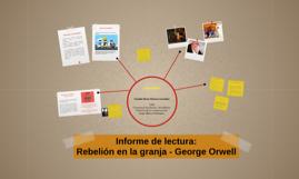 Rebelión en la granja - George Orwell