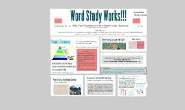 Word Study Works!!!