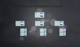 Equipo de Rehabilitación Rural