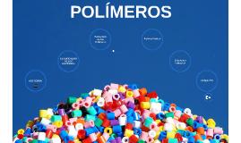 POLÍMEROS - Pablo Moro - Espacio de la práctica IV