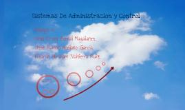 Sistemas de Administración y Control
