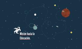 Misión hacia la Educación.