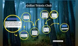 El arte de vivir mejor - Goliat Tennis Club
