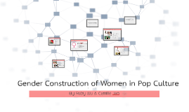 Gender Construction of Women in Pop Culture