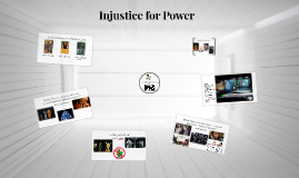 Injustice for Power
