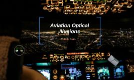 Aviation Optical Illusions