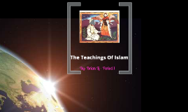 The Teachings Of Islam