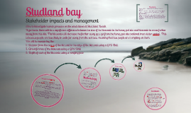 Studland Bay, stakeholder impacts and management