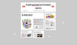 Copy of Un modelo organizacional para la intervención comunitaria