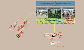 7 La crisi de la Restauració, la República i la Guerra Civil
