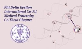 Phi Delta Epsilon