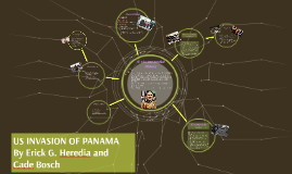 US INVASION OF PANAMA