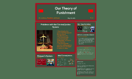 Our Theory of Punishment