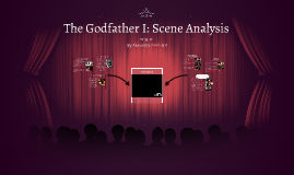 The Godfather: Scene Analysis