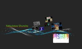 Copy of Katsukawa Shunsho