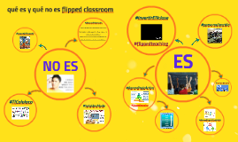 qué es y qué no es flipped classroom