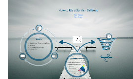 Copy of How to Rig a Sunfish Sailboat