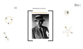 Copy of Vida e Obra de Oswald de Andrade