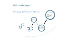 Copy of Metalurgia de Platino y Paladio