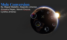 Mole Conversion