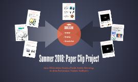 Paper Clip Project