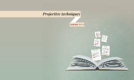 Projective techniques (Research